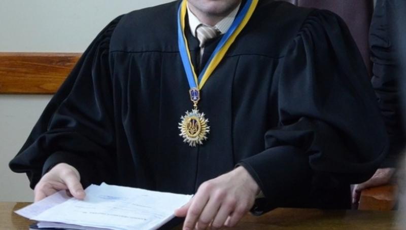 Суддю відсторонюють вже другий рік поспіль