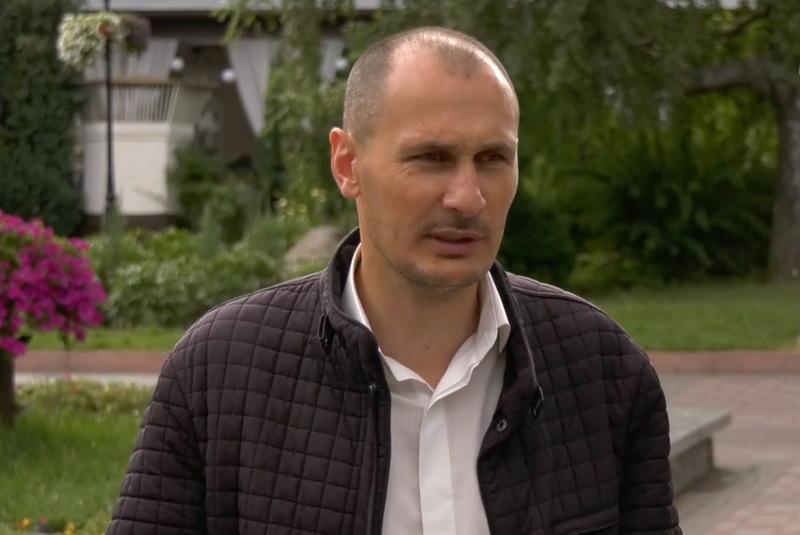 Віталій Діденко, кандидат у народні депутати України на окрузі №187