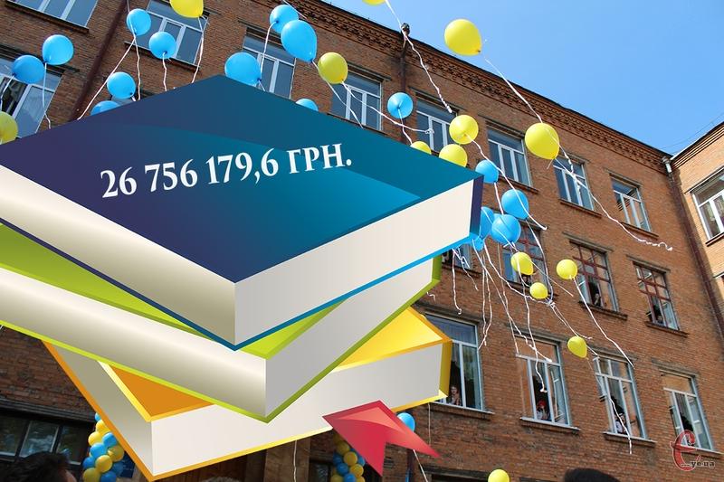 На школи та дитсадки Хмельницького цьогоріч виділили понад 26,7 мільйона гривень
