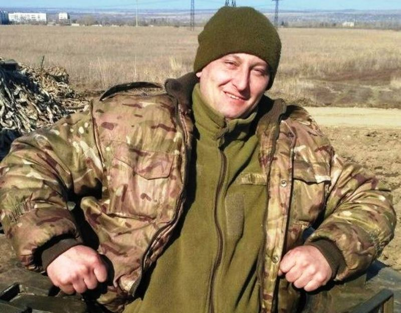 Руслану Слісаренку було 38 років...