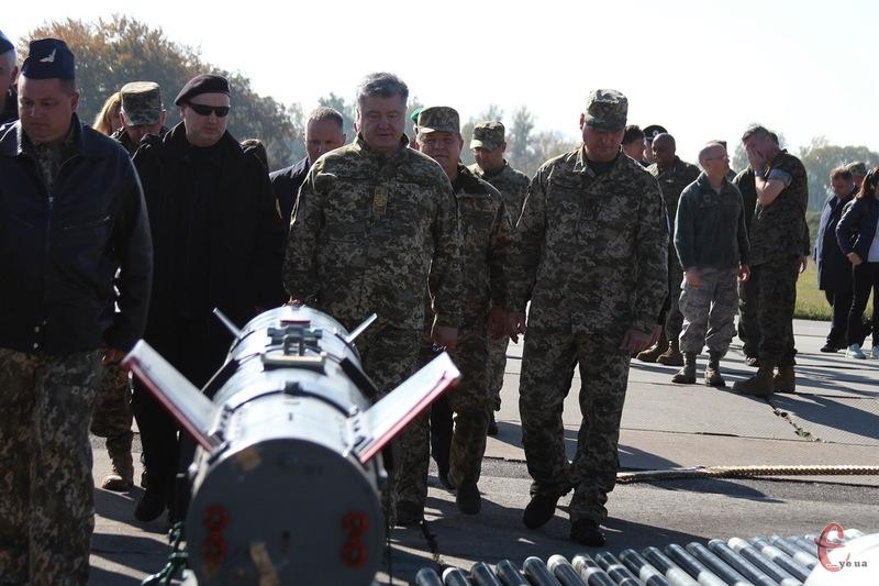 11 жовтня Президент України відвідав Хмельницьку область