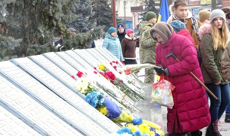 Хмельничани вшанували пам'ять визволителів міста від нацистських окупантів