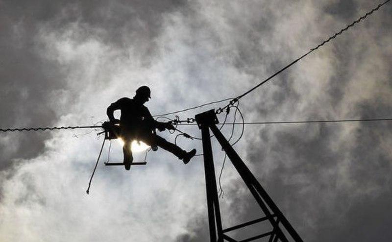 Через складні погодні умови частина жителів Хмельниччини відключені від енергопостачання