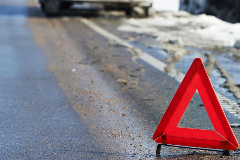 Вчора, 6 лютого, в обласному центрі сталося три дорожньо-транспортні пригоди