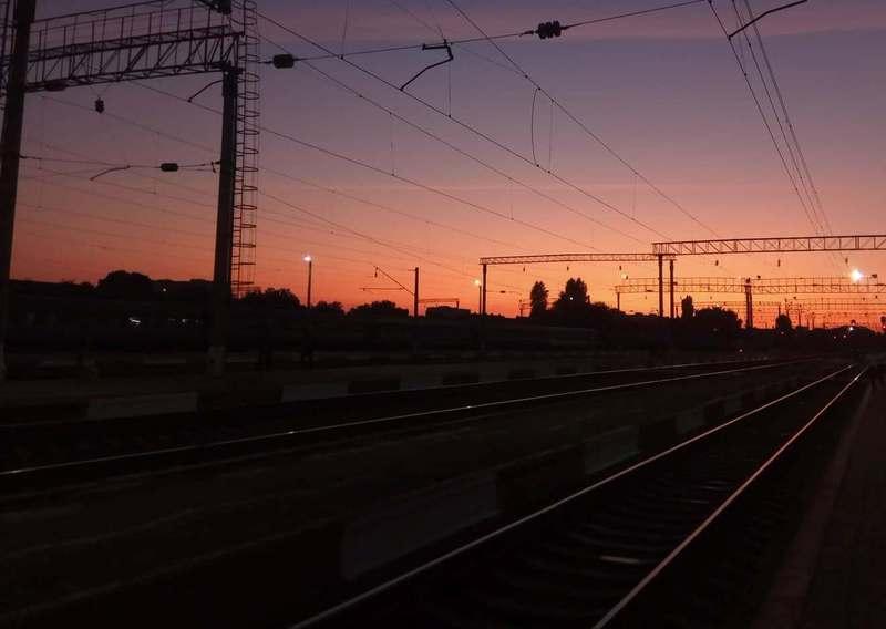 Потяг збив чоловіка в ніч на 18 жовтня