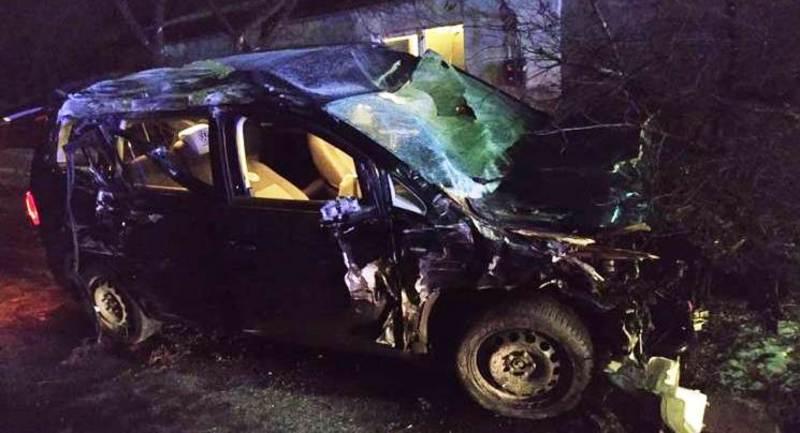 Аварія сталася по вулиці Пілотській