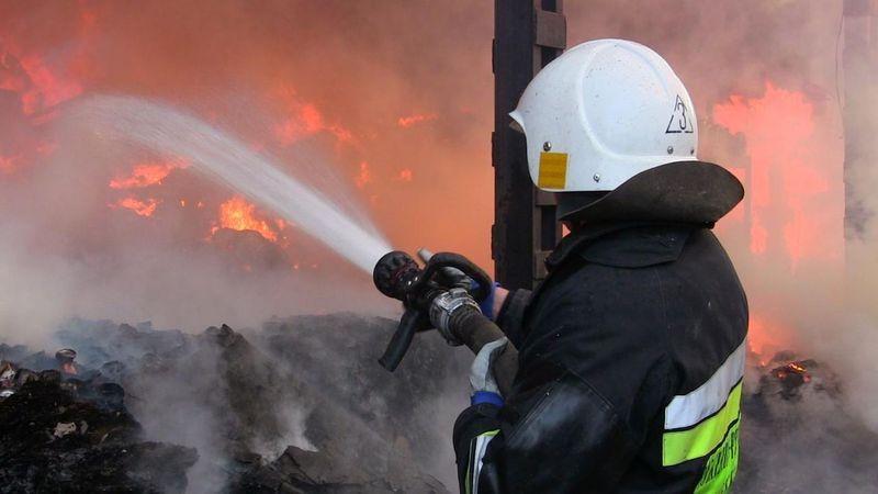 Надзвичайники ліквідували пожежу