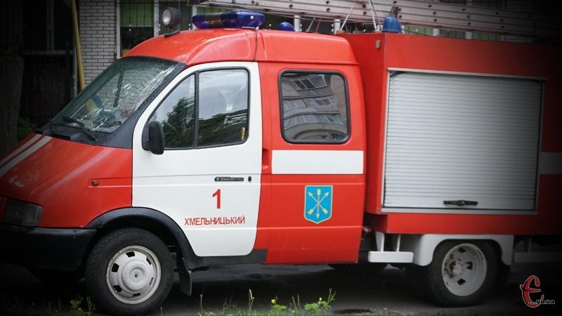 З початку року на Хмельниччині зареєстрували 1188 пожеж, що на 24,25% більше, ніж за відповідний переіод 2018 року