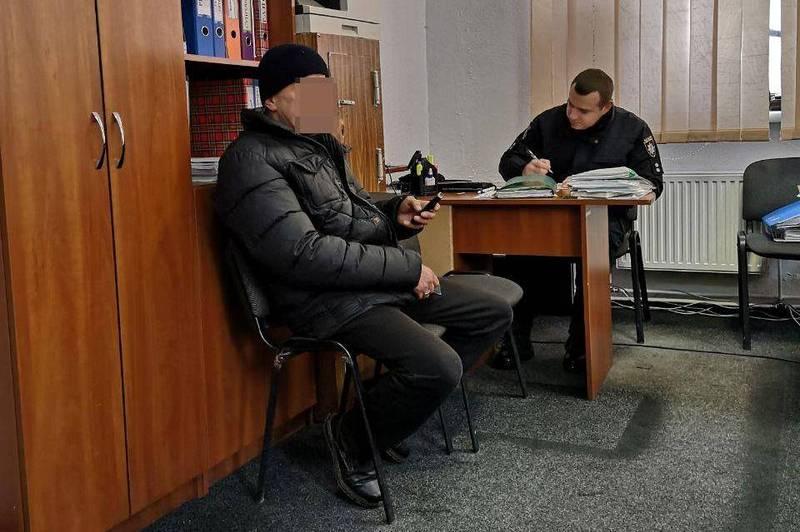 Правоохоронці розшукали даного водія та притягнули чоловіка до адміністративної відповідальності