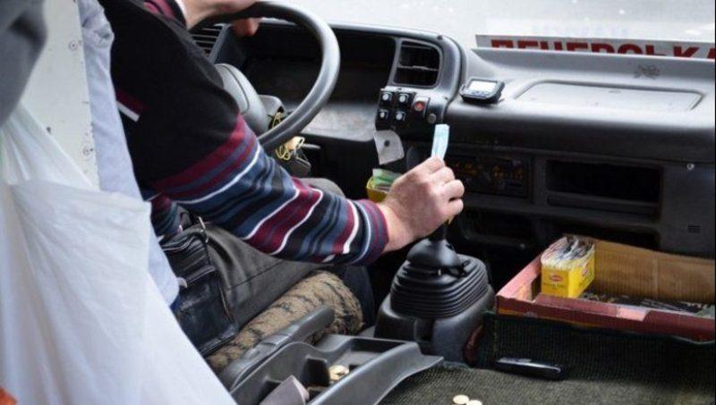 Суд на 3 місяці позбавив права керування транспортом водія рейсового мікроавтобуса