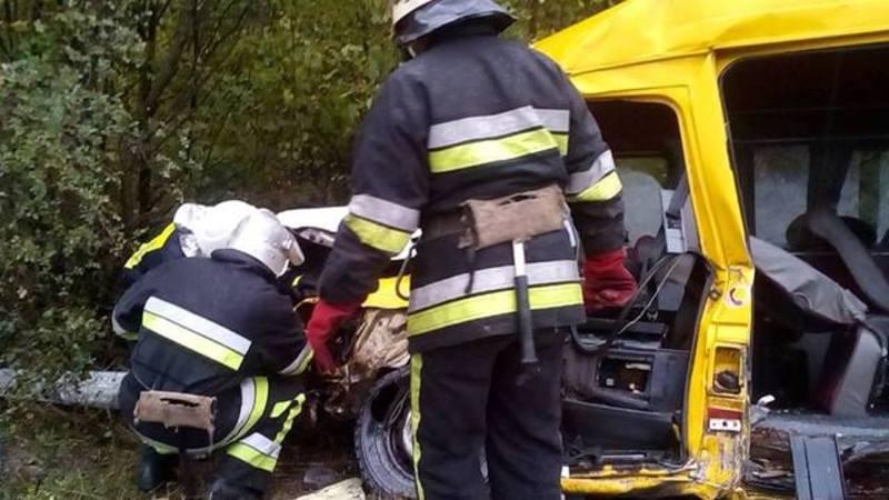 Жахлива аварія сталася ще 12 жовтня 2016 року