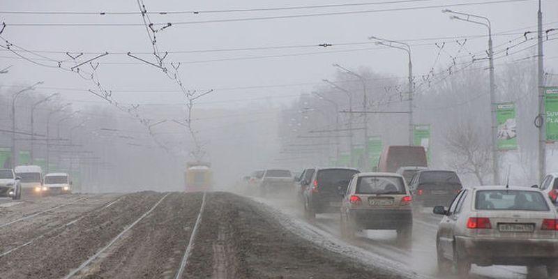 Очікуюється погіршення погодніх умов