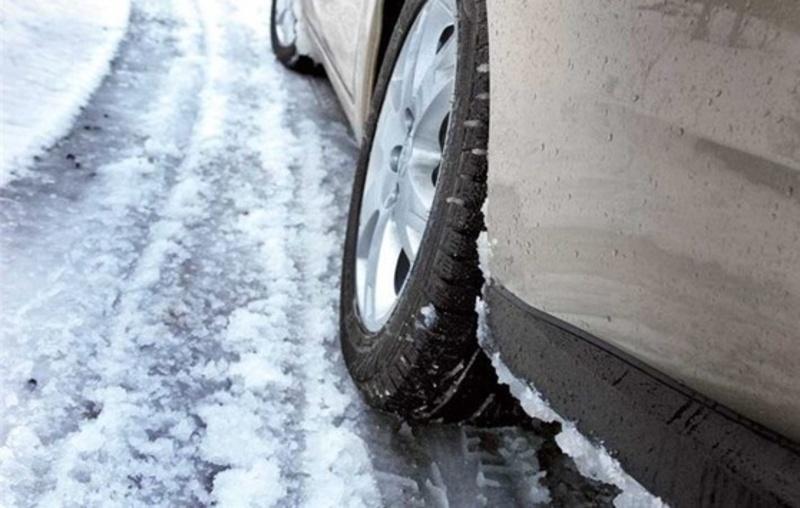 Водіїв попереджають про ожеледицю на дорогах