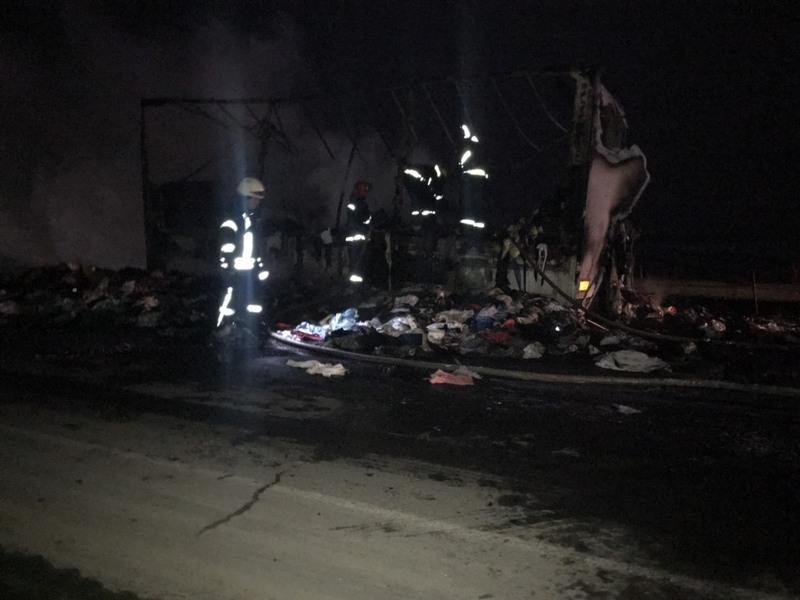 Пожежа, за попередньою версією, виникла через коротке замкнення електромережі