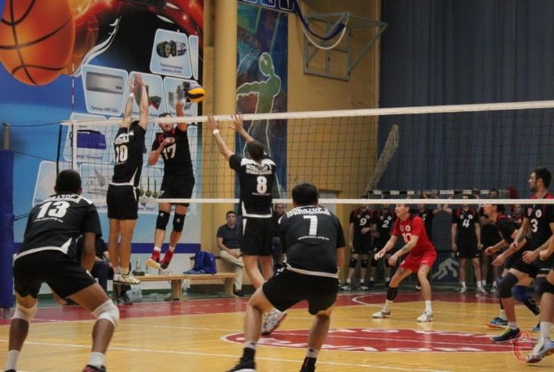 Новатор-2-Прикордонник продовжує свою переможну серію в вищій лізі чемпіонату України