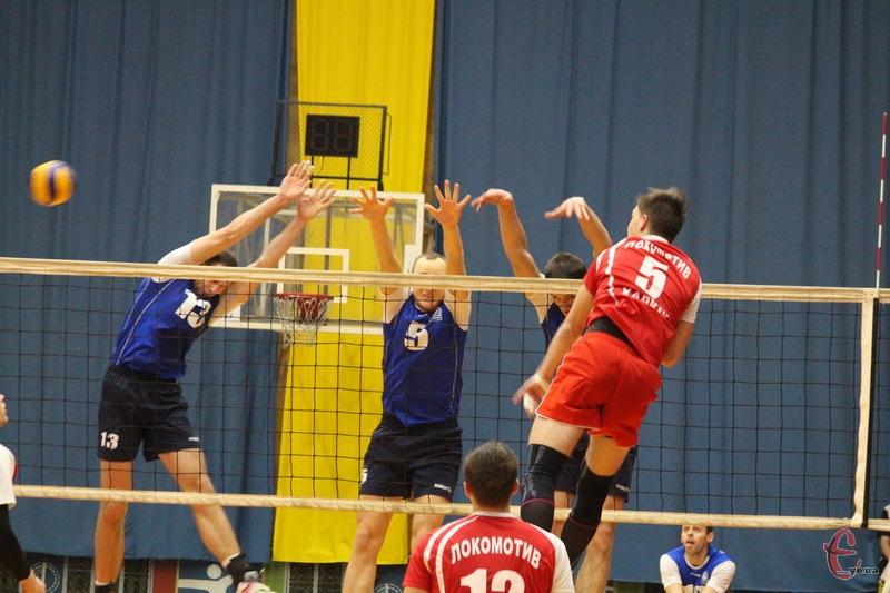 Локомотив впевнено виграв у Харкові в Новатора, який зіграв не основним складом