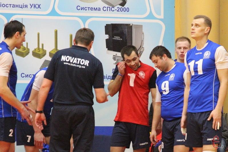 Хмельницький Новатор, програвши вінничанам, поступився третьою сходинкою в турнірній таблиці