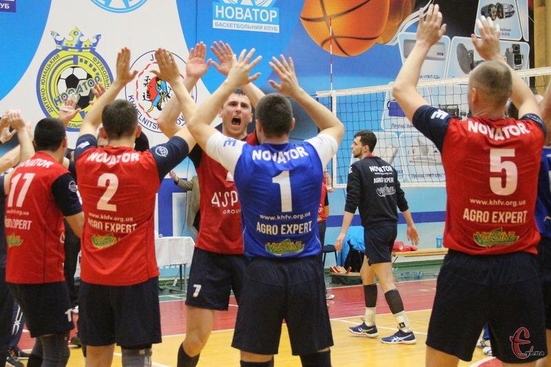 Волейболісти Новатора з 20 липня почнуть не лише підготовку до чемпіонату України, а й до дебюту на євроарені