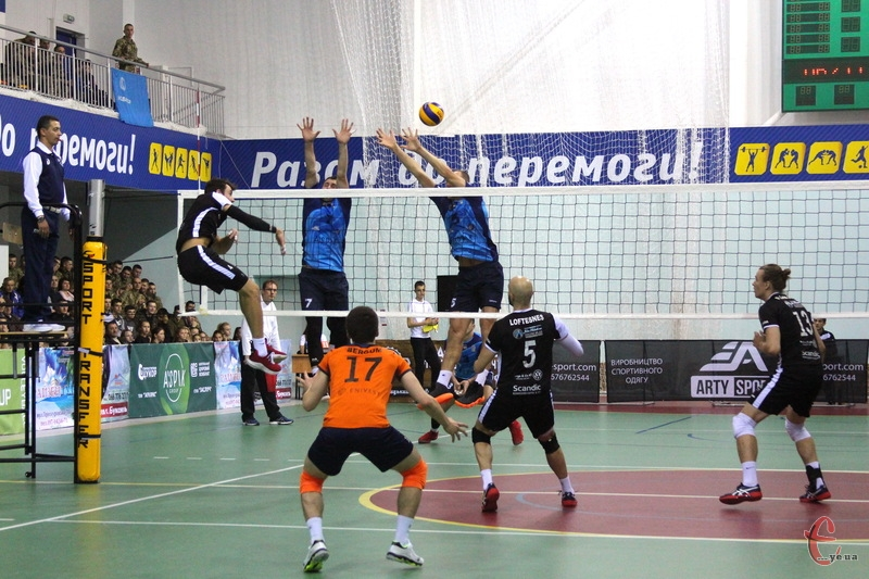 Наступні матчі в Городку заплановані на 13-15 листопада. Це мають стати поєдинки Кубка України з волейболу