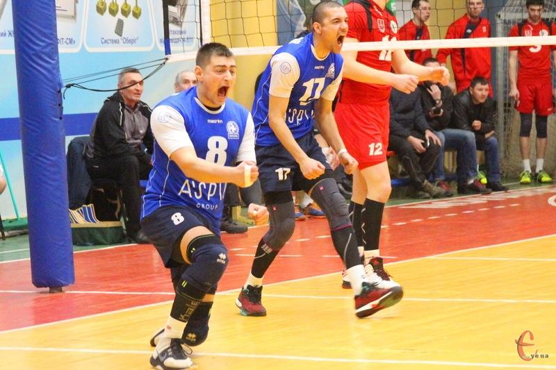 Хмельницький Новатор здобув дві перемоги і тепер зіграє в плей-офф із харківською Юридичною академією