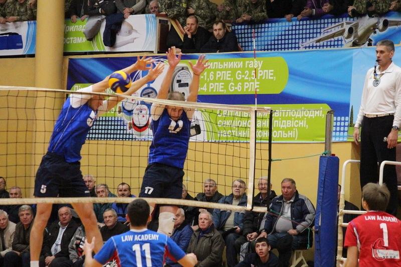 Свою чергові матчі Новатор зіграє в Хмельницькому 18-19 листопада