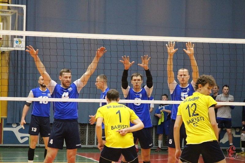 Попереду на Новатор очікують два надважких суперники - Локомотив та Барком-Кажани
