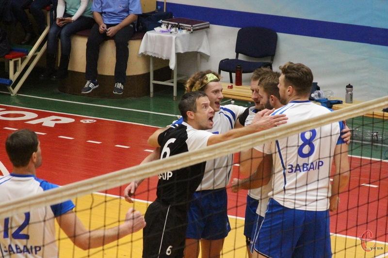 Одеський Заваір у двох матчах у Хмельницькому здобув 6 очок