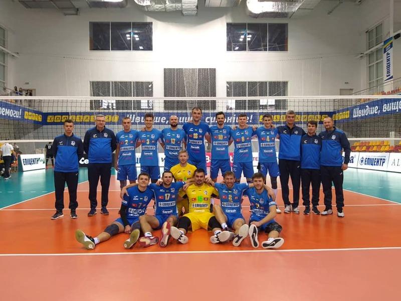 Городоцька команда пройшла до третього раунда Кубка України з волейболу