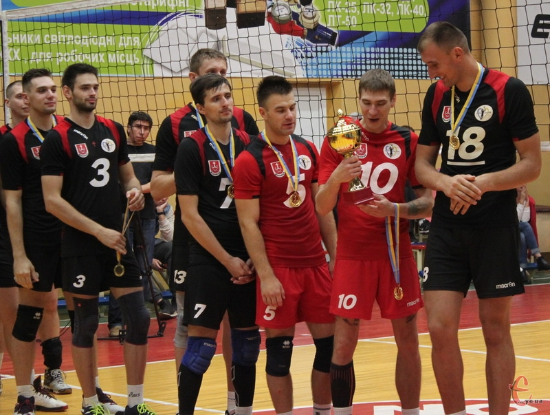 Серце Поділля з Вінниці здобуло Кубок Новатора