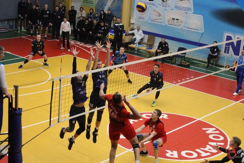 Є ймовірність того, що в наступному чемпіонаті України з волейболу в Суперлізі виступатить команди з Городка та Хмельницького