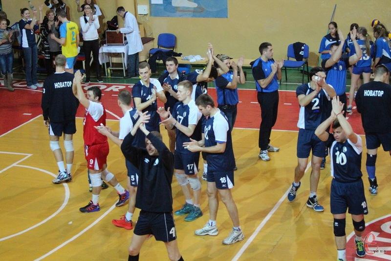 Хмельницький Новатор розпочне сезон у волейбольній Суперлізі 21 жовтня