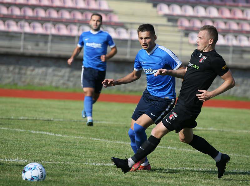 Олег Синиця - один із 5 нових футболістів Агробізнеса в цьому міжсезонні