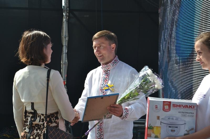 З словами привітань до присутніх звернувся і народний депутат Сергій Лабазюк.