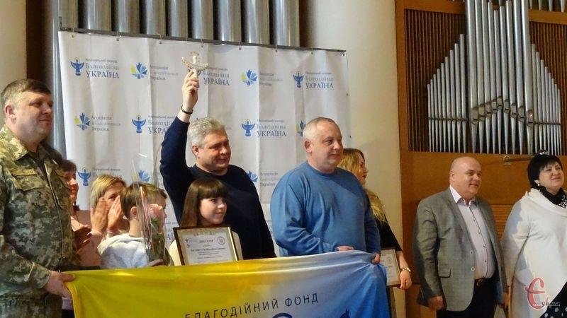 «БФ» «Міст» ім.Михайла Савенка» із Кам'янця-Подільського теж отримав свого