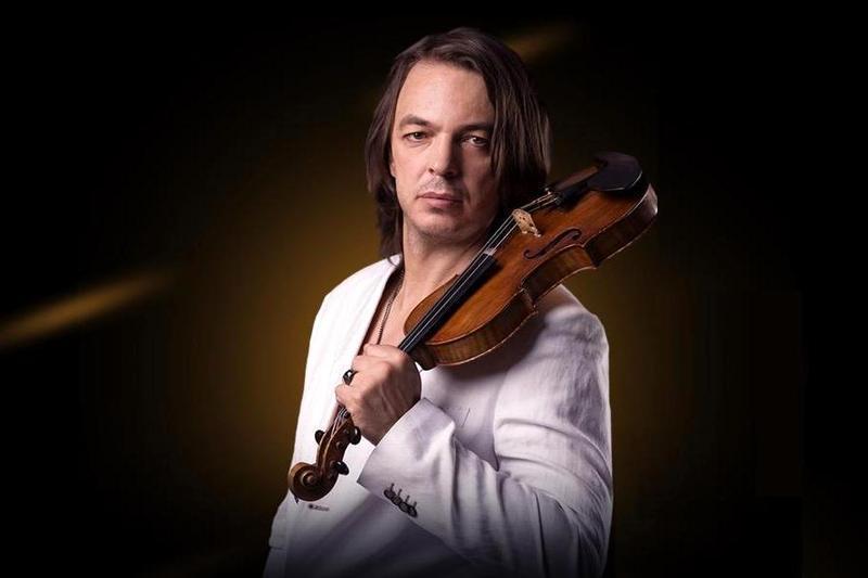 Всеукраїнський тур скрипаль розпочне із Хмельницького