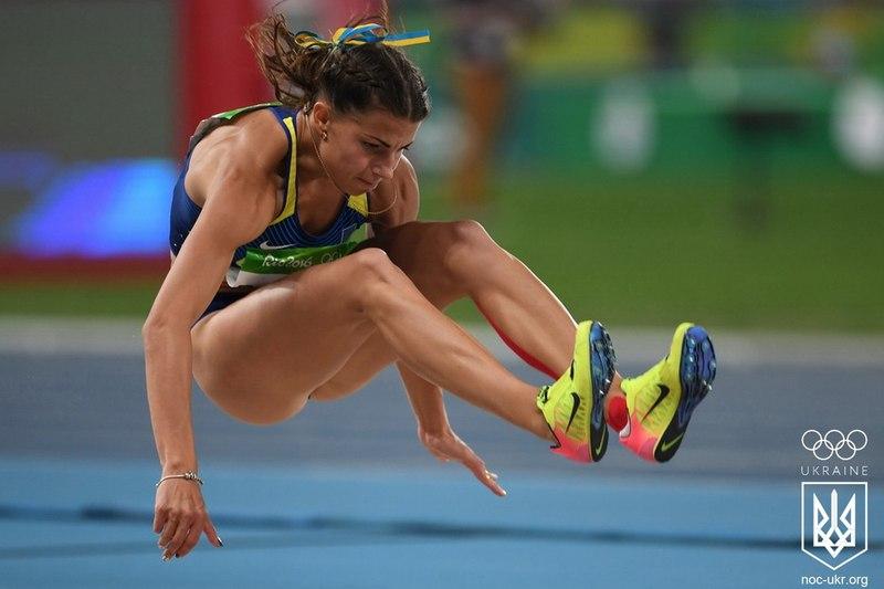 Марина Бех встановила новий рекорд області стрибків у довжину в приміщенні