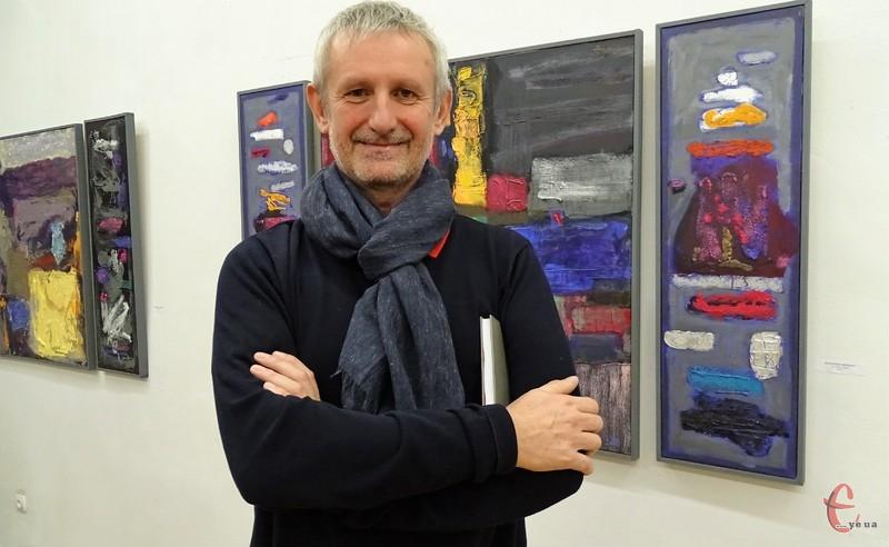 Ігор Бадяк – учасник багатьох загальноукраїнських та міжнародних виставок