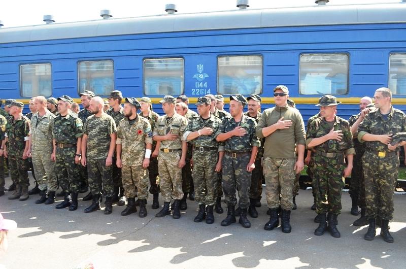 Усього в складі батальйону перебуває близько 500 бійців