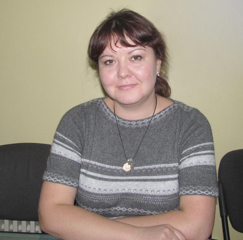«Серед дончан багато людей, які щиро вважають себе українцями», - каже Еліна Клочкова.