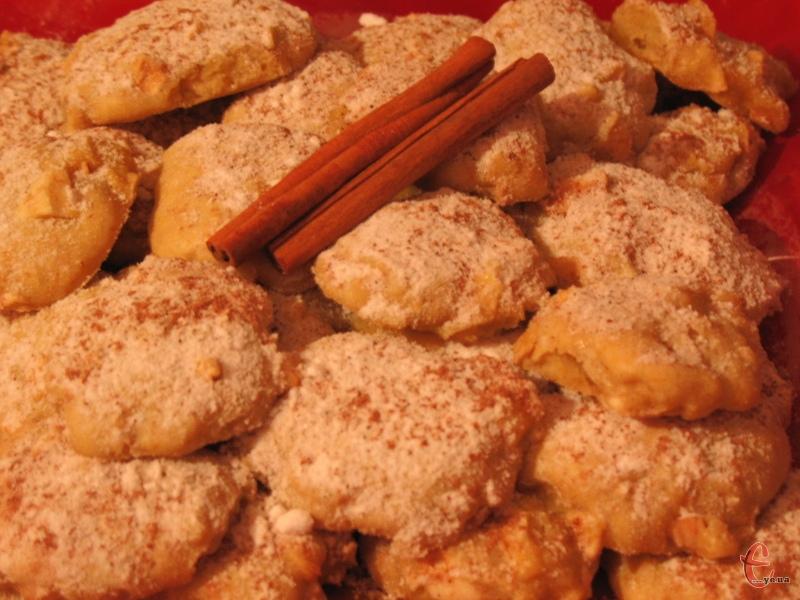 Це печиво смачне й ніжне, продукти звичайні, а часу витрачається, на все про все, півгодини!