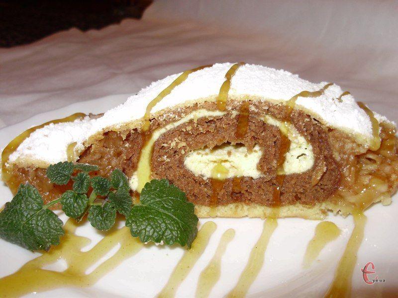 Найскладніше в приготуванні цього тістечка — дочекатися, коли воно охолоне, а потім вчасно зупинитися.