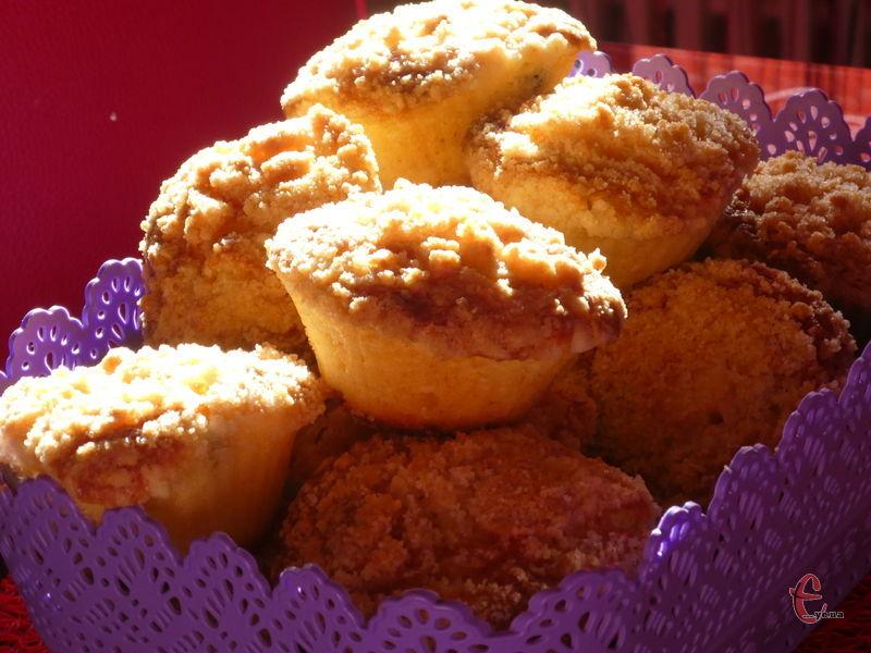 За цим рецептом кекси практично завжди виходять пухкими й пористими!