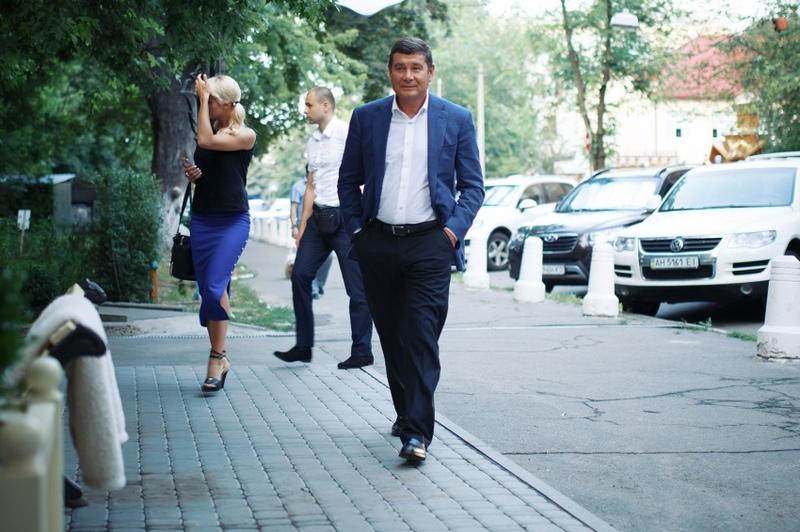 Онищенка вже немає в Україні - заявив керівник Спеціалізованої антикорупційної прокуратури Назар Холодницький
