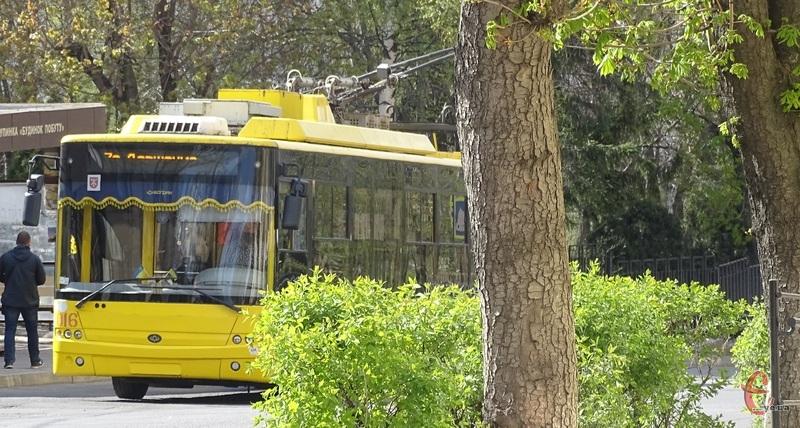 Робота громадського транспорту у разі пом'якшення карантину