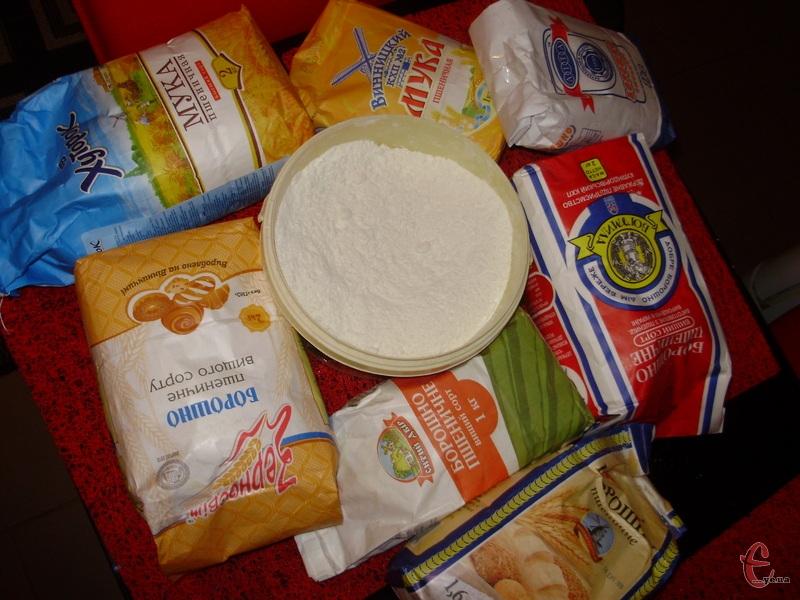 Напередодні Масляної кореспонденти газети «Є» дізнавалися, яке борошно купити для випічки, а з якого приготувати смачні млинці