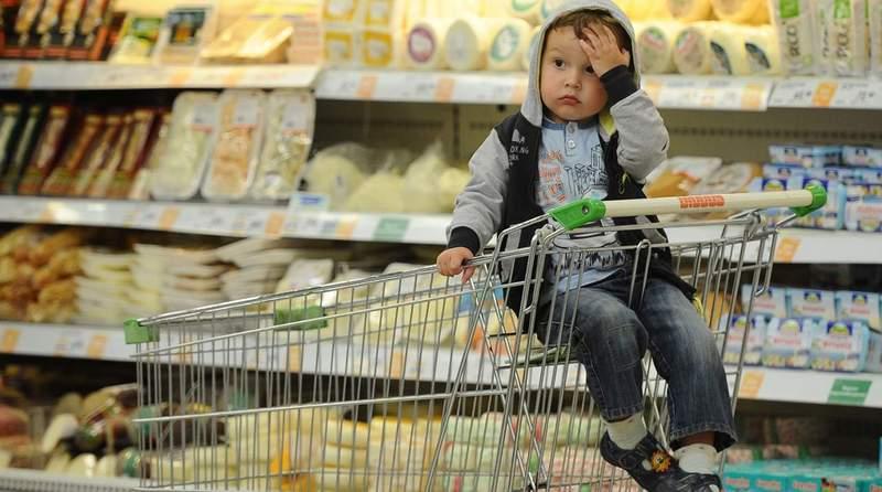 Ціни на продукти та безалкогольні напої у січні підвищилися на 0,5%