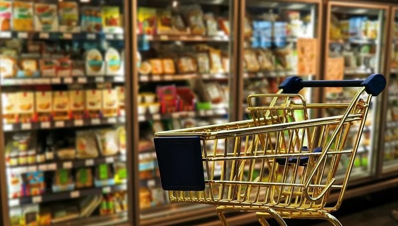 Ціни на продукти підвищилися на 1,3%