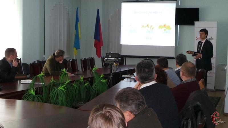 У Хмельницькому відбулась зустріч представників ЄБРР і підприємців