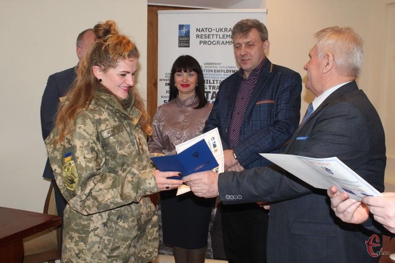 Впродовж трьох місяців навчання військові здобули нову спеціальність — «Дизайн»