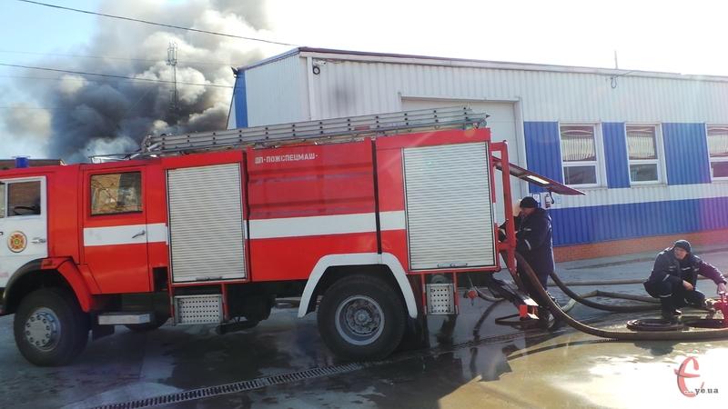 Для одного пожежного підрозділу потрібно мінімум 700 тисяч гривень для придбання техніки та обладнання
